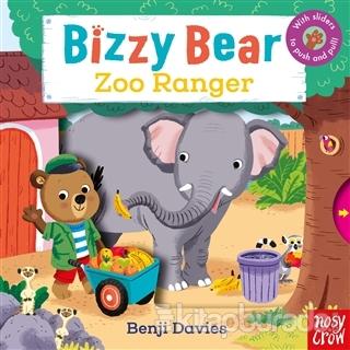 Bizzy Bear - Zoo Ranger