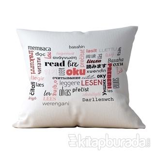 Bookstagram Yastık - Oku
