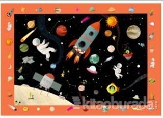 Boom Puzzle - Space Search and Find Puzzle