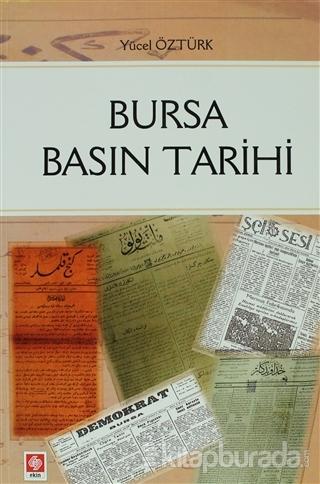 Bursa Basın Tarihi