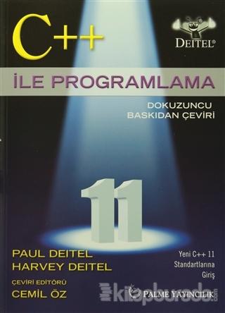 C ++ ile Programlama