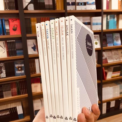 Kur'an Kavramları Serisi Set (8 Kitap) Özel Fiyat %43 indirimli Faruk