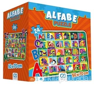 CA Games Alfabe Puzzle (24 Parça)