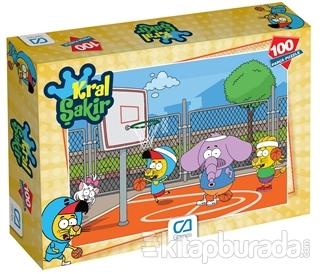 CA Games Kral Şakir - 100'lük Puzzle