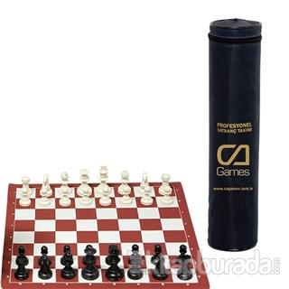 CA Games Profesyonel Satranç Takımı - (Küçük Boy)