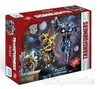 CA Games Transformers Puzzle (100 Parça)