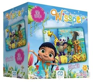 CA Games Wissper - Yer Puzzle (24 Parça)