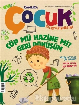 Çamlıca Çocuk Dergisi Sayı: 33 Aralık 2018