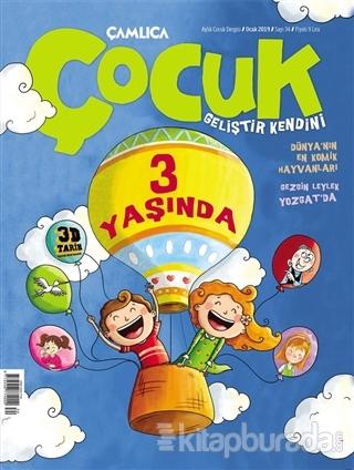 Çamlıca Çocuk Dergisi Sayı: 34 Ocak 2019