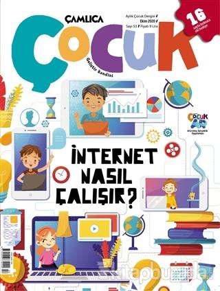 Çamlıca Çocuk Dergisi Sayı: 53 Ekim 2020