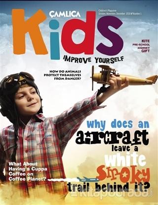 Çamlıca Kids Dergisi Sayı: 1 Ekim 2018
