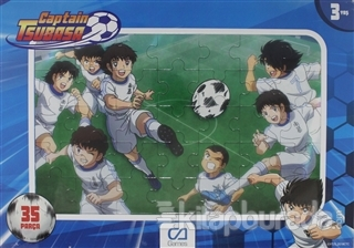 Captain Tsubasa Frame Puzzle (Asorti 12'li Paket) İadesizdir