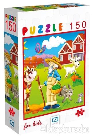 Çiftlik - 150 Parça Puzzle
