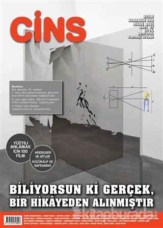 Cins Aylık Kültür Dergisi Sayı: 67 Nisan 2021 Kolektif