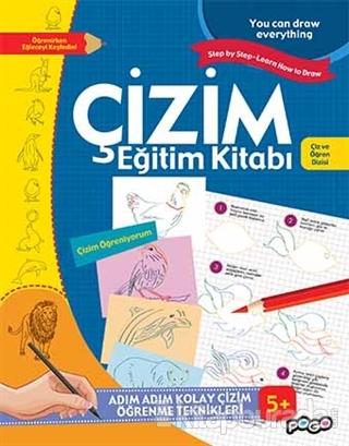 Çizim Eğitim Kitabı Kolektif