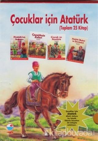 Çocuklar İçin Atatürk (25 Kitap Takım)