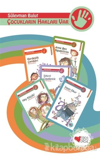 Çocukların Hakları Var (5 Kitap Set)