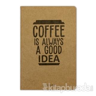Coffee Good Is Always - Defter