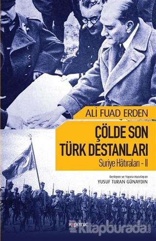 Çölde Son Türk Destanları
