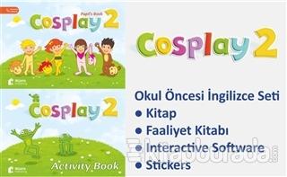 Cosplay 2 - Okul Öncesi İngilizce Seti