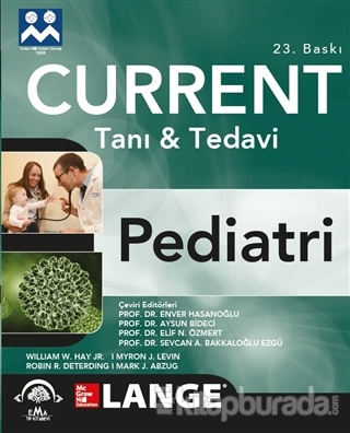 Current Tanı ve Tedavi Pediatri (Ciltli)