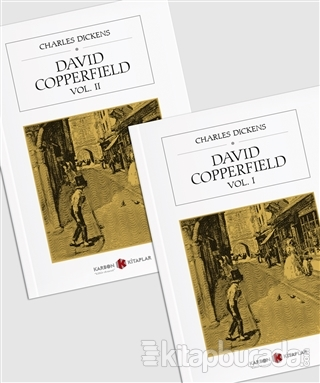 David Copperfield (2 Cilt Takım) Charles Dickens