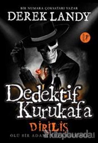 Dedektif Kurukafa - Diriliş (Ciltli)