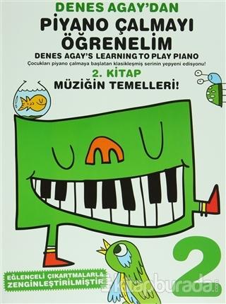 Denes Agay'dan Piyano Çalmayı Öğrenelim 2