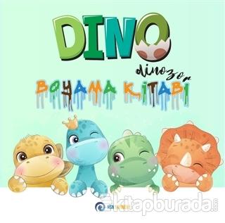 Dino Dinozor - Boyama Kitabı Kolektif