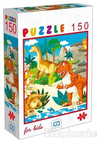 Dinozorlar - 150 Parça Puzzle