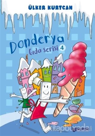 Donderya - Gıda Serisi 4