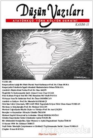 Düşün Yazıları Dergisi Sayı: 6 Kolektif