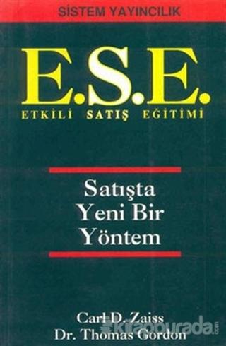 E.S.E. Etkili Satış Eğitimi