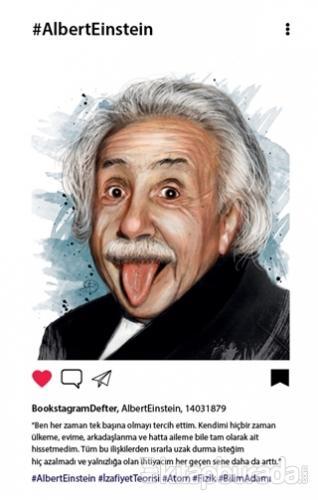 Einstein - Bookstagram Defter