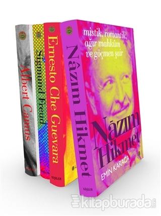 En İyi Biyografiler (4 Kitap Set)