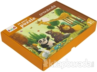 Eolo Ormanda - 24 Parça Yer Puzzle