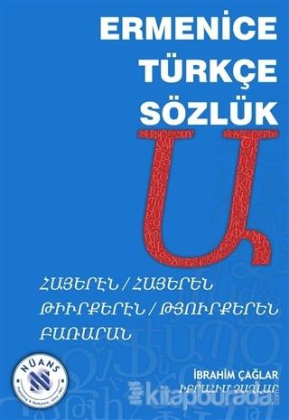 Ermenice Türkçe Sözlük (Ciltli)