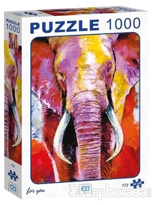 Fil - 1000 Parça Puzzle