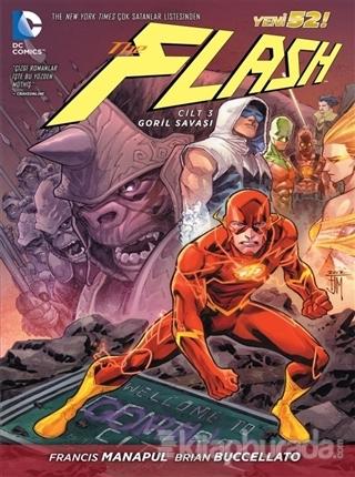 Flash Cilt 3: Goril Savaşı