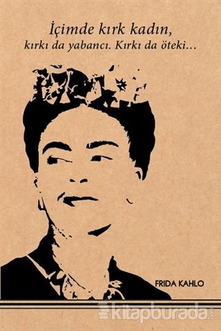 Frida Kahlo 2 - Kraft Defter