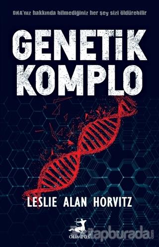 Genetik Komplo Leslie Alan Horvitz