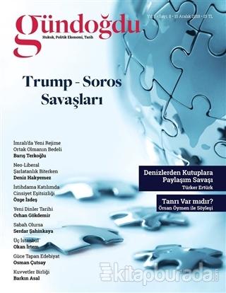 Gündoğdu Dergisi Sayı: 8 Aralık 2018