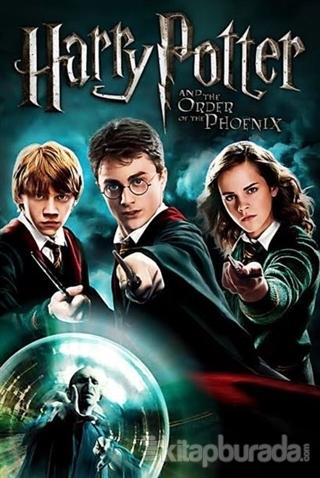 Harry Potter Ölüm Yadigarları 1 Poster