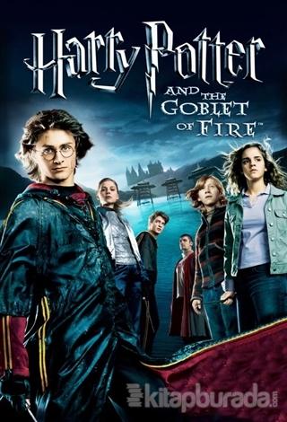 Harry Potter ve Ateş Kadehi Ahşap Poster