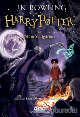 Harry Potter ve Ölüm Yadigarları 7