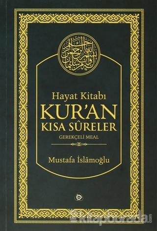 Hayat Kitabı Kur'an Kısa Sureler / Hafız Boy
