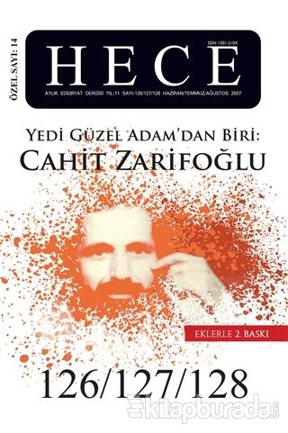 Hece Aylık Edebiyat Dergisi Cahit Zarifoğlu Özel Sayısı: 14 - 126/127/128 (Ciltsiz)