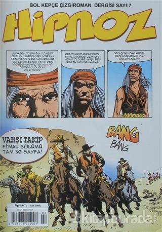 Hipnoz Bol Kepçe Çizgi Roman Dergisi Sayı: 7