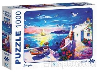Huzur - 1000 Parça Puzzle
