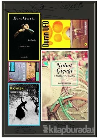 İmzalı Kitap Seti (5 Kitap Takım)